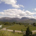 Ben Nevis Webcam Time-lapse HD